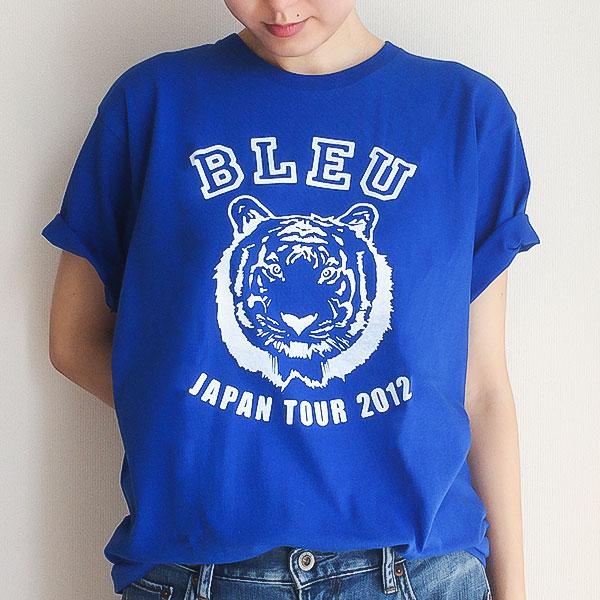 bleu Tshirt design