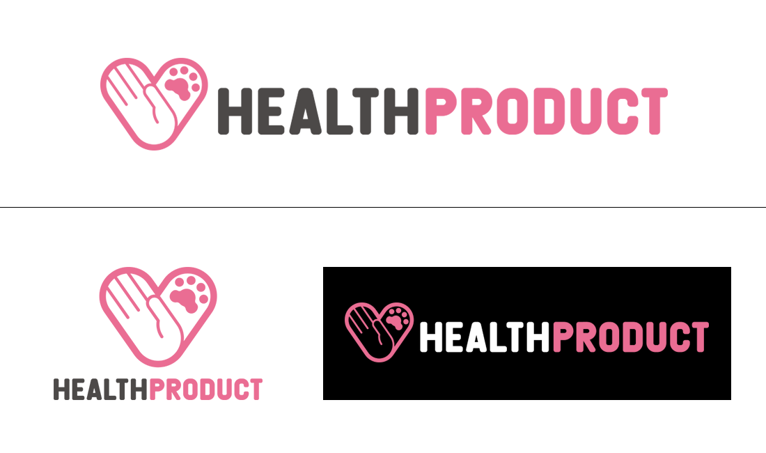 Healthproductロゴ